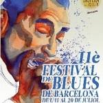 El Festival de Blues de Barcelona omple de ritme Nou Barris