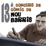 Concurs de còmic de Nou Barris