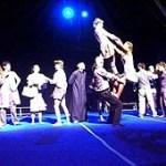 La tercera generació d'artistes de l'Escola de Circ Rogelio Rivel s'acomiada amb un espectacle