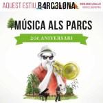 Experiments jazzístics al Parc Central de Nou Barris