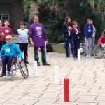 Jornada de sensibilització escolar vers les discapacitats