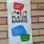 Un pla de barri per a la Trinitat Nova