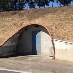 Els antics túnels que connectaven Vallbona amb la ciutat