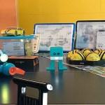Programació, robòtica i tauletes digitals per a les escoles de Nou Barris