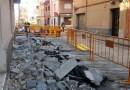 Comencen les obres de reurbanització al carrer de Formentera