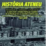 L'Ateneu Popular 9 Barris clou l'aniversari amb el catàleg i l'exposició dels 40 anys