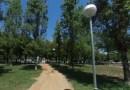 Obres de millora al parc de Can Dragó
