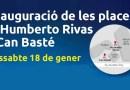 S'inauguren per fi les noves places de Can Basté i d'Humberto Rivas