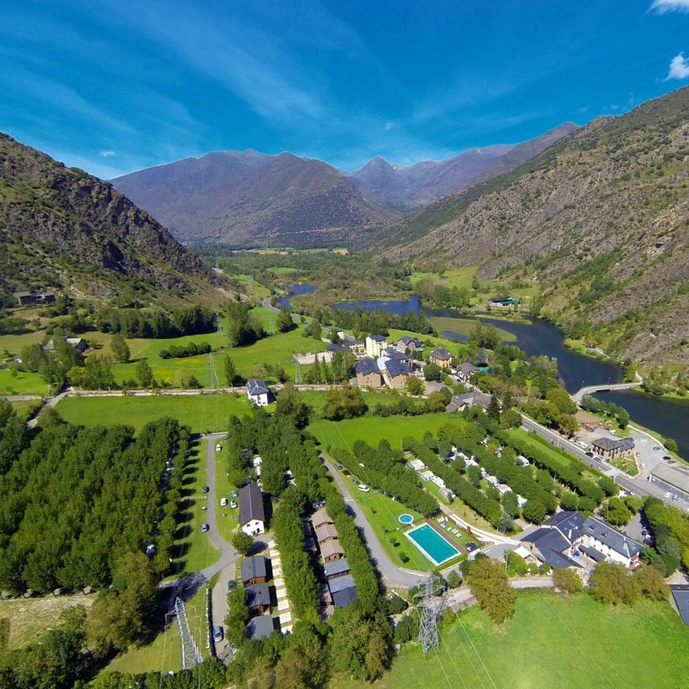 La meilleure situation dans les Pyrénées