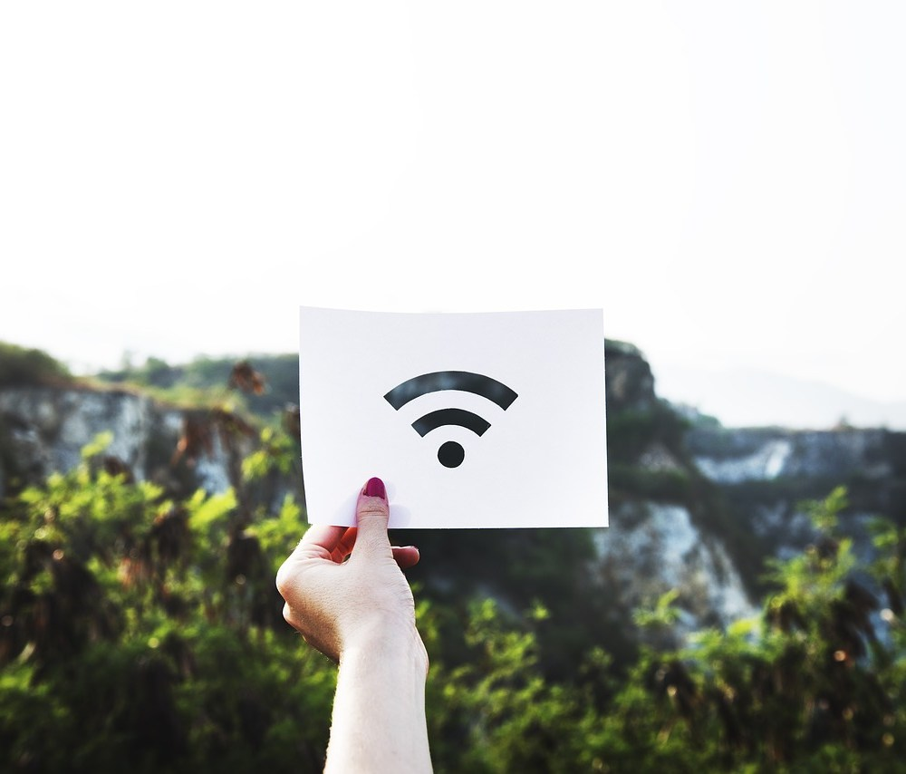 ¿Te irías de camping sin wifi? Piénsalo de nuevo!