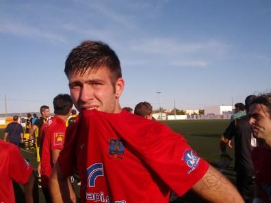 Kevin Cabezuelo, exjugador del Formentera, se incorpora al San Rafael.