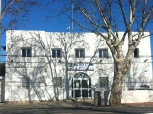 Retén de la Policía Local de Sant Antoni