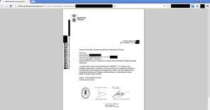 Certificado de residencia 5