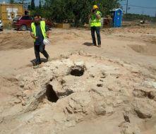 """El horno de cerámica """"está bastante bien conservado"""", según los arqueólogos"""