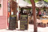 El Sunset Café tiene 15 años de historia.