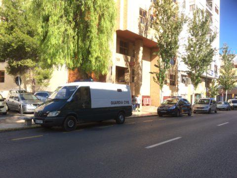 Juzgados de Ibiza guardia civil