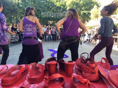 Imagen de un acto organizado por la Associación Dones Progressistes en Vara de Rey