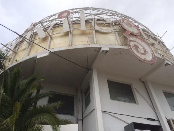 Imagen de la conocida cúpula de la discoteca Privilege.
