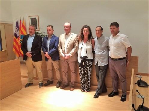 Acto 10 años Consell de Formentera 3