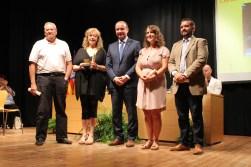 El colectivo sanitario recibe la Medalla de Oro de Formentera.