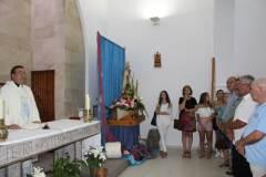 Virgen del Carmen Santa Eulària