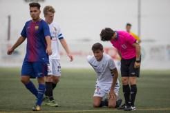 Peña-FC Barcelona. Foto Paco Natera (Fútbol Pitiuso)