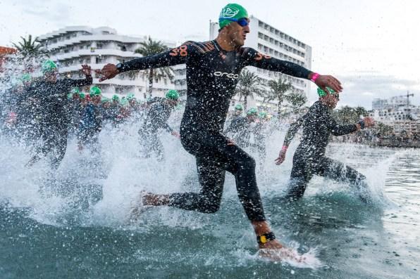 Campeonato de España de Triatlón Larga Distancia. Foto: Jon Izeta