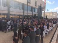 Unas 300 personas asistieron a los festejos por la patrona.