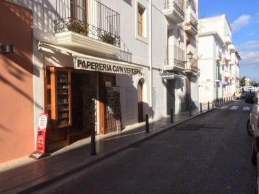 Papelería Verdera.