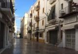 La calle del Mar.