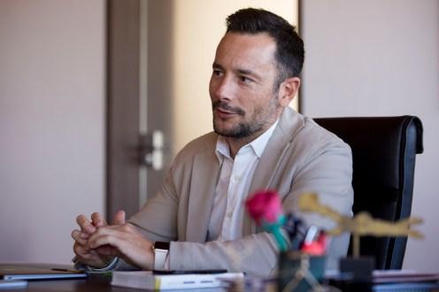 Rafa Ruiz, alcalde de Ibiza. Foto: Toni Escobar
