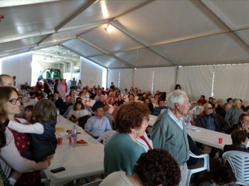 Inauguració de la cooperativa del camp a Formentera