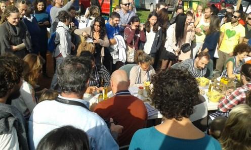 """""""Alliolis Festival 2017"""" en el Mercat de Forada."""