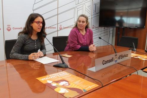 Presentació ''Jornades Voluntàries''