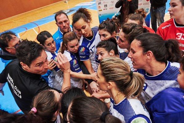 El Puchi, uno de los equipos femeninos de categoría nacional.