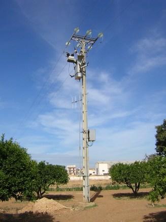 Red de Endesa en Balears. Foto Endesa