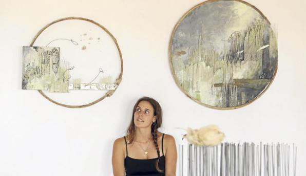 LAURA MARESC, EXPOSICIÓ 'I SEA' I