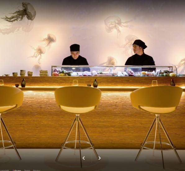 Restaurante La Gaia.