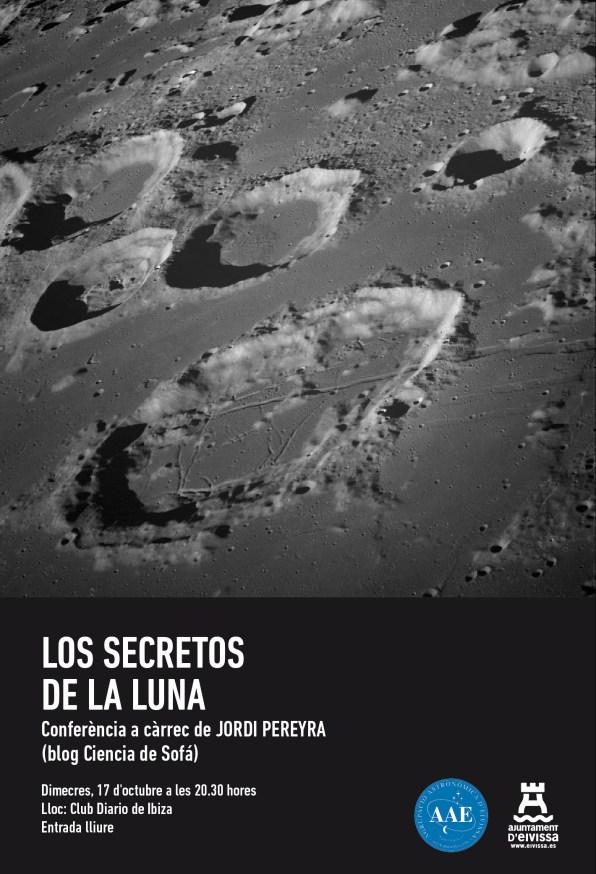 LOS SECRETOS DE LA LUNA cartel