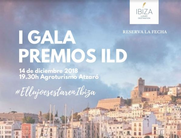 I Gala Premios Ibiza Luxury Destination