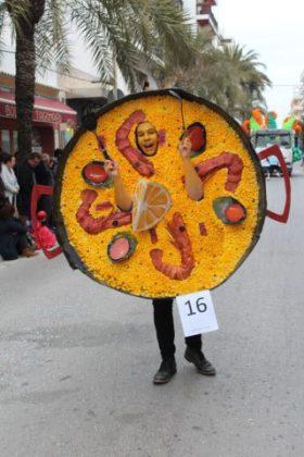 Lorenzo Zambrana 'La paella bona' individual adult