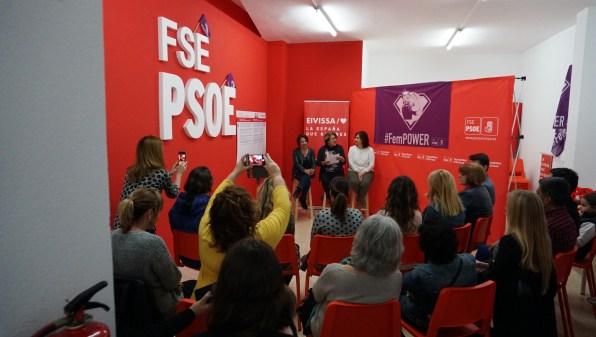 Sofía Hernanz y Patricia Abascal