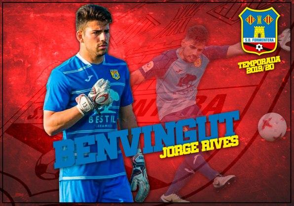 Jorge rives