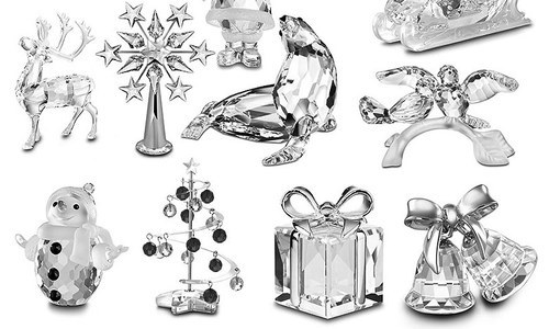 Crystal Xmas Miniatures By Sapphire88-christmas in The Ultimate Christmas Round-Up: Patterns, Brushes, Vectors and Fonts
