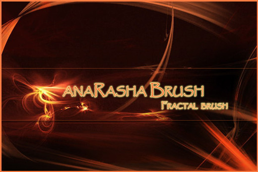 Fractalbrush97 in 100+ Free High Resolution Photoshop Brush Sets