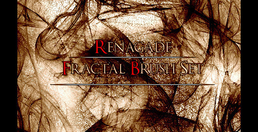 Fractalbrush98 in 100+ Free High Resolution Photoshop Brush Sets