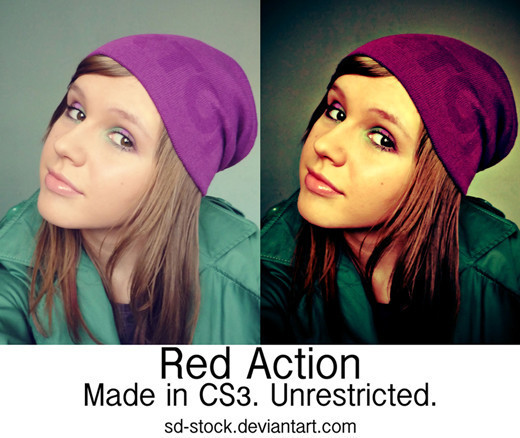 Photoshopactions1 in 80+ Time Saving and Free Photoshop Action Sets To Enhance your Photos