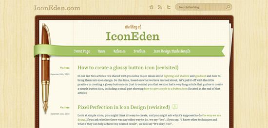 Icon Eden
