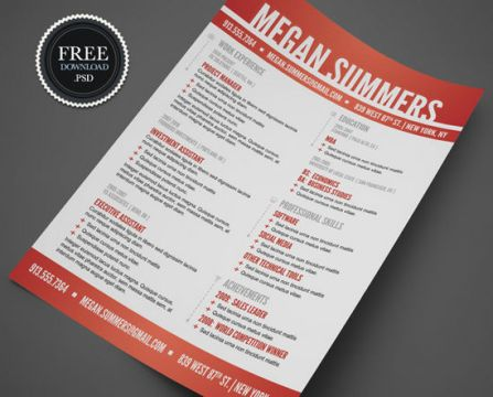 26 Free Resume Templates to Give You That Career Boost   The JotForm     swiss