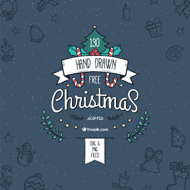 Free Christmas Design Resources By Freepik NOUPE